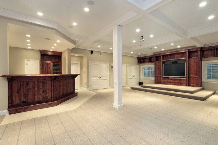 Benefits of converting your basement