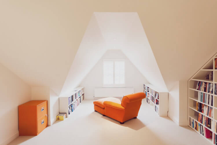 Have you considered loft conversion?