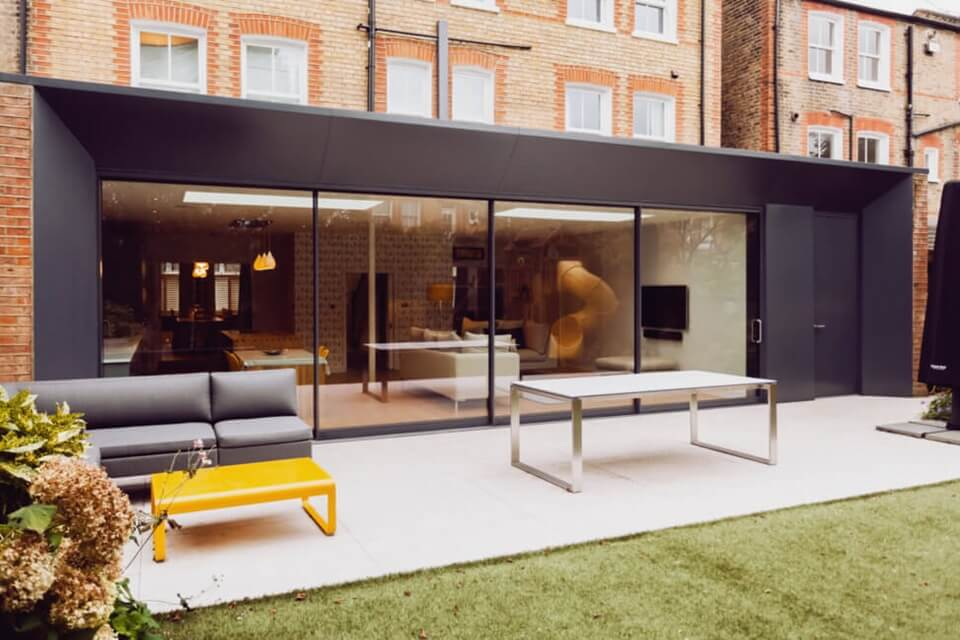 House Extensions In London Services Diamond Construction Limited - House extensions