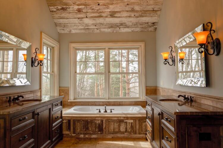 Bathroom design ideas for the upcoming season