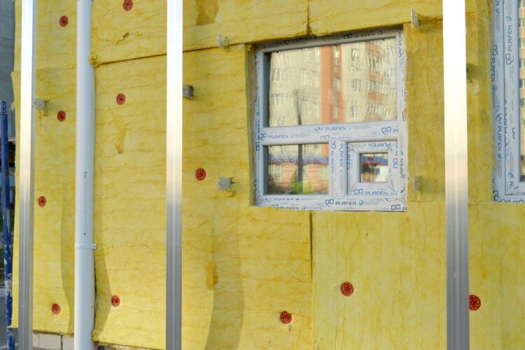 Solid wall insulation – internal vs. external